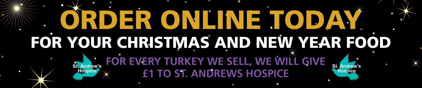 Christmas & New Year Ordering